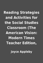 Reading Strategies and Activities for the…