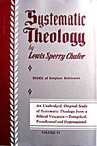 Systematic Theology Volume IV:…