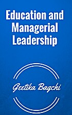 Education and Managerial Leadership by…