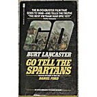 Go Tell the Spartans by Daniel Ford