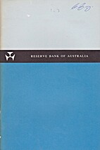 Reserve Bank of Australia : functions and…