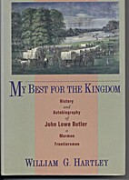 My Best for the Kingdom: History and…