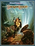 New Beginnings (Advanced Dungeons and…