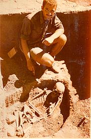 Author photo. Michael Glassow - September 1962, Philmont, New Mexico