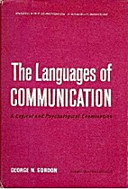 The Languages of Communication: a logical…