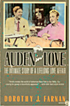 Auden in Love by Dorothy J. Farnan