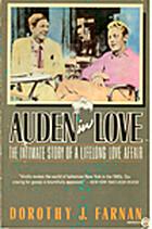 Auden in Love by Dorothy J. Farnan