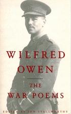 War Poems of Wilfred Owen by Wilfred Owen