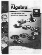 Square Roots and Quadratic Equations: Book…