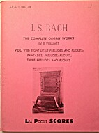 J.S Bach: The Complete Organ Works: Vol.…