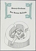 Bar Room Ballads by Henry Graham