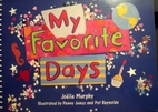 My Favorite Days by Joëlle Murphy
