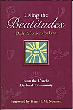 Living the Beatitudes: Daily Reflections for…
