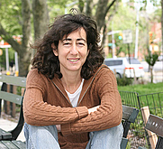 Author photo. Elizabeth Royte