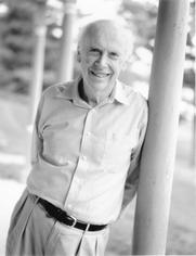 Author photo. © 2003 Bill Geddes