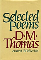 Thomas: Selected Poems by D. M. Thomas