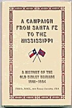 A campaign from Santa Fe to the Mississippi,…