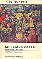 Mellomkrigstiden : litteraturen fra…