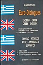 Euro-Dialogues English-Greek; Greek-English…