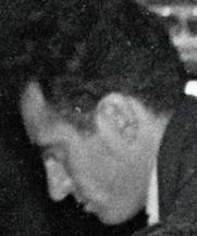 Author photo. Lev Polugaevsky, European Championship 1961 at Oberhausen