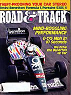 Road & Track 1987-03 (March 1987) Vol. 38…