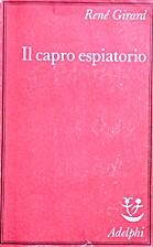 Il capro espiatorio by Girare René