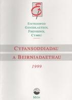 Eisteddfod Genedlaethol Cymru Môn 1999 :…