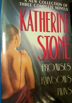 Katherine Stone: A New Collection of Three…