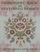 Embroidery magic on patterned fabrics by…