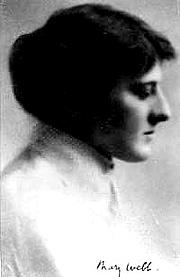 Author photo. Mary Webb, c.1910-20