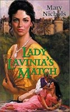 Lady Lavinia's Match by Mary Nichols