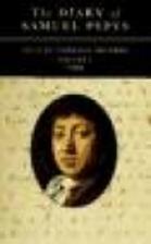 The Diary of Samuel Pepys {1663) by Samuel…