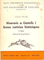 Itineraris a Castells i breus notícies…