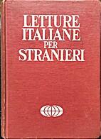 Letture Italiane Per Stranieri by Mario…