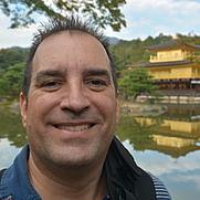 Author photo. George A. Gonzalez