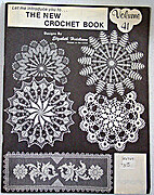 Then New Crochet Book by Elizabeth Hiddelson