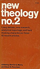New Theology No. 2: Lively Debate, New…