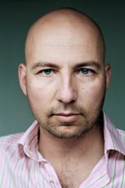 Author photo. Stefan de Vries