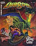 Dragon Magazine No. 231 by Tsr