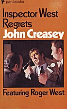 Inspector West Regrets by John Creasey