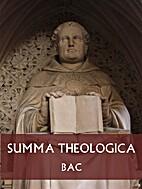 Suma Teologica de Santo Tomas de Aquino…