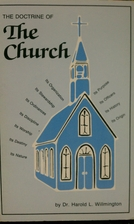 The Doctrine of the Church by Harold L.…