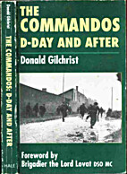 The Commandos: D-Day and after by Donald…