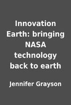 Innovation Earth: bringing NASA technology…