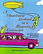 A Chartreuse Leotard in a Magenta Limosine:…