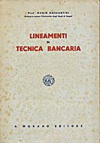 4: Tecnica bancaria by Luigi Corradi