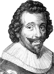 Author photo. Engraving,17th century
