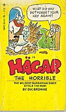 Hagar the Horrible #1 by Dik Browne