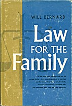 Law for the Family by Will Bernard