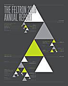 Feltron Annual Report 4 : 2008 by Nicholas…